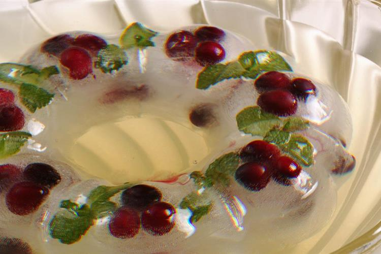 White Cranberry Lime Punch