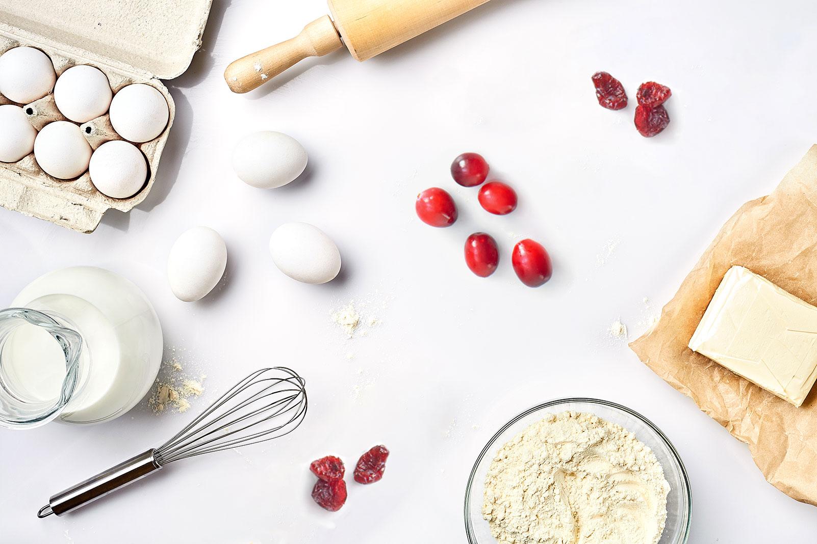 Cranberried Lemon Yogurt Bread