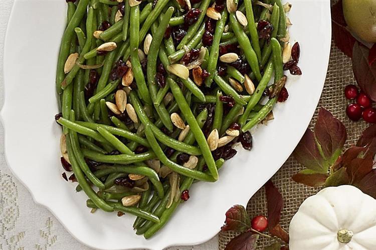 Sweet-n-Savory Haricot Verts