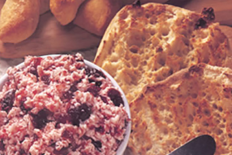 Vermont Cranberry Spread